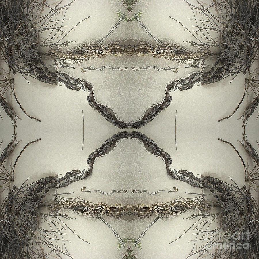 Roots Digital Art - Roots Four by Carina Kivisto