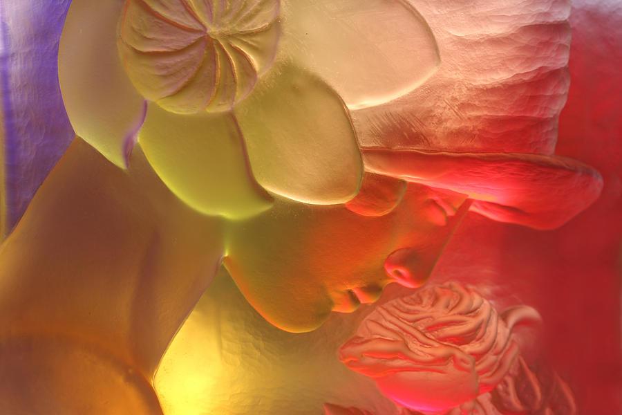 Botanical Photograph - Rose Passion  by Etti PALITZ
