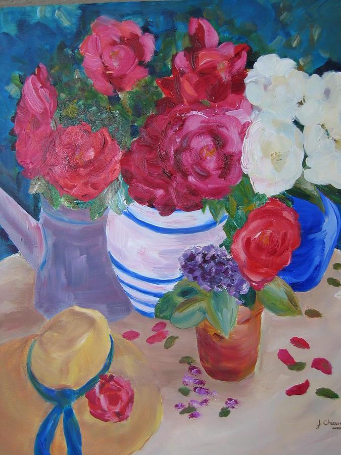 Roses by Joe Chicurel