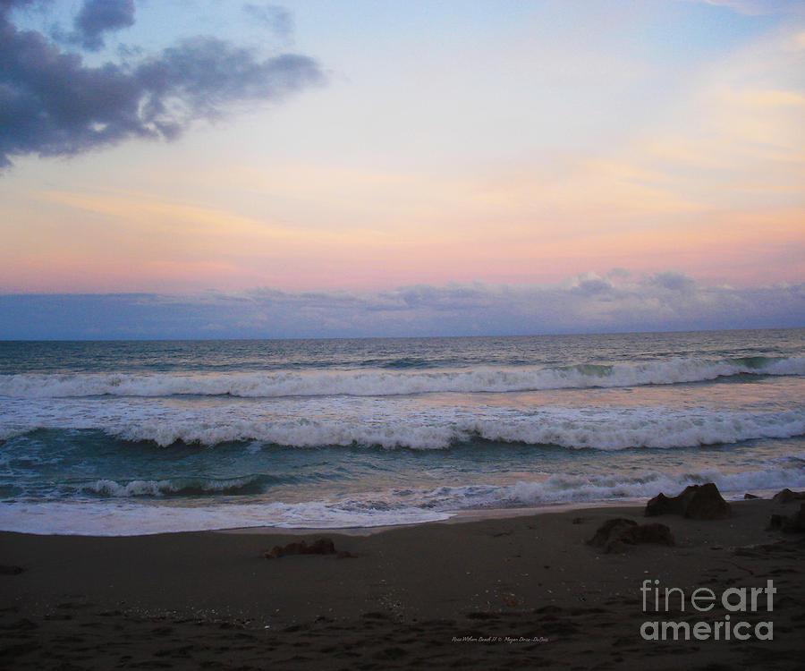 Beach Photograph - Ross Witham Beach No2 by Megan Dirsa-DuBois