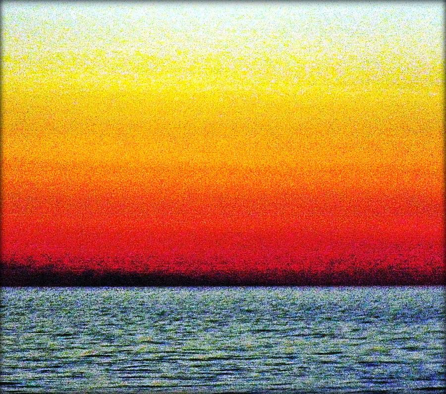 Mark Rothko Photograph - Rothkos Sea #2 by Stefano Filesi