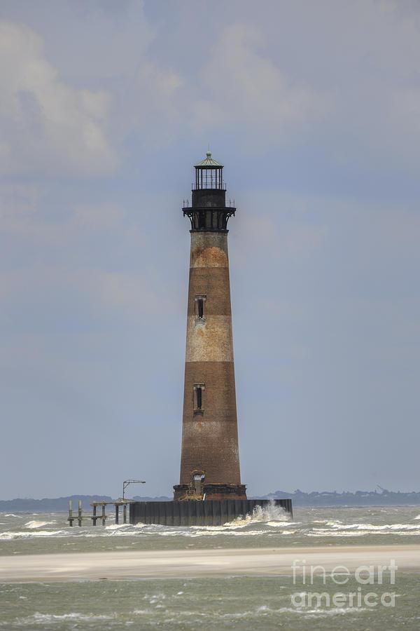 Rough Seas Photograph