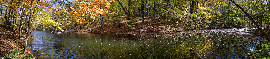 Fall Photograph - Round The Bend  by Susan McMenamin