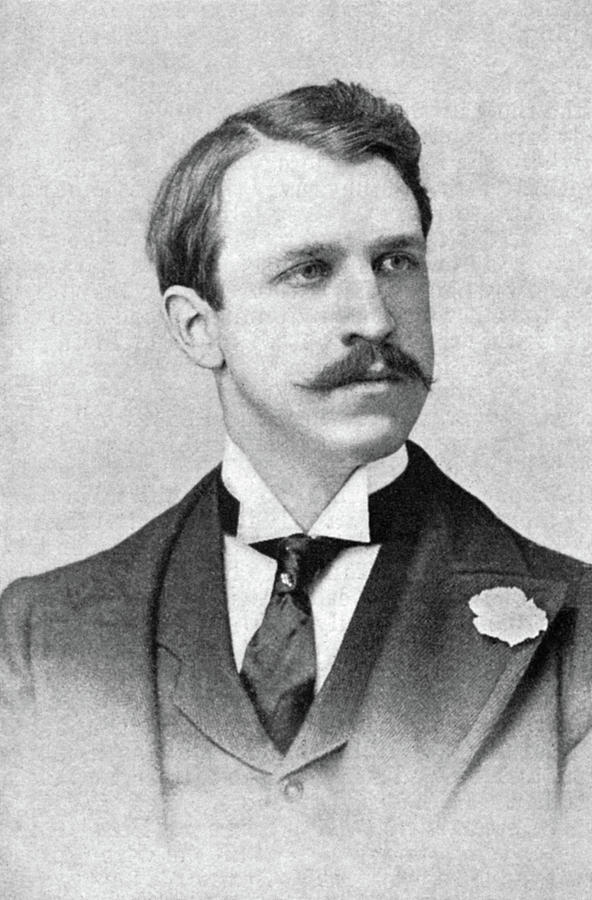 1898 Photograph - Rounsevelle Wildman (1864-1901) by Granger