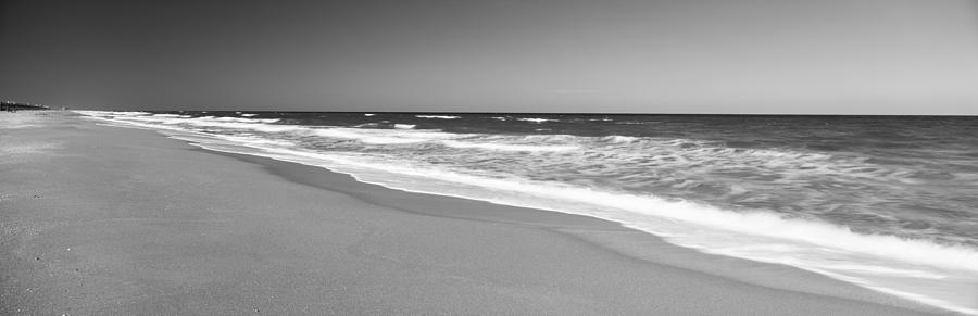 Color Image Photograph - Route A1a, Atlantic Ocean, Flagler by Panoramic Images