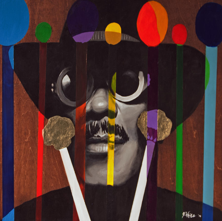 Roy Ayers Painting