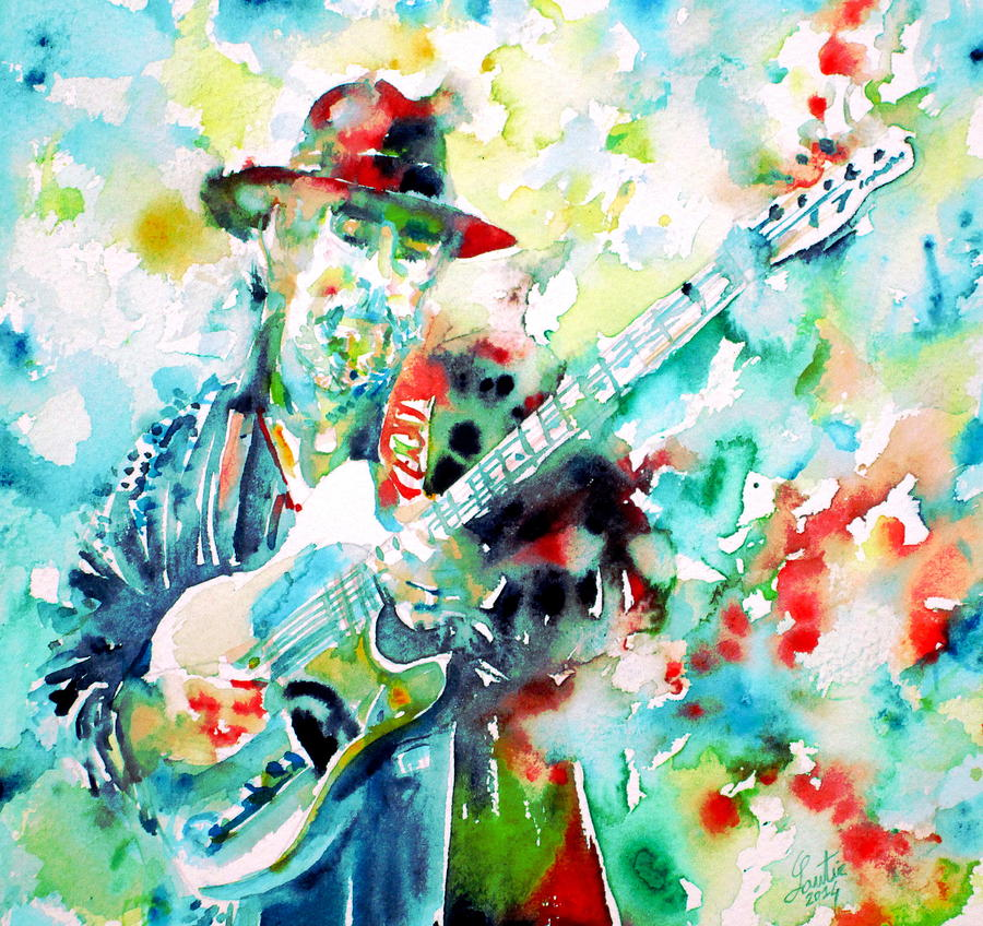 Image result for roy buchanan painting