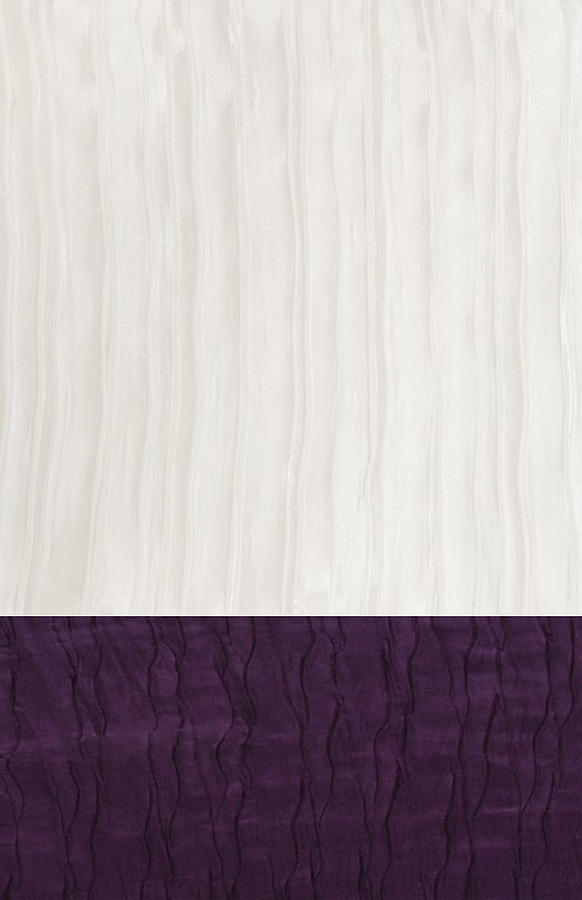 Aubergine Tapestry - Textile - Royal Aubergine - Royal Purple by Margaret Ivory
