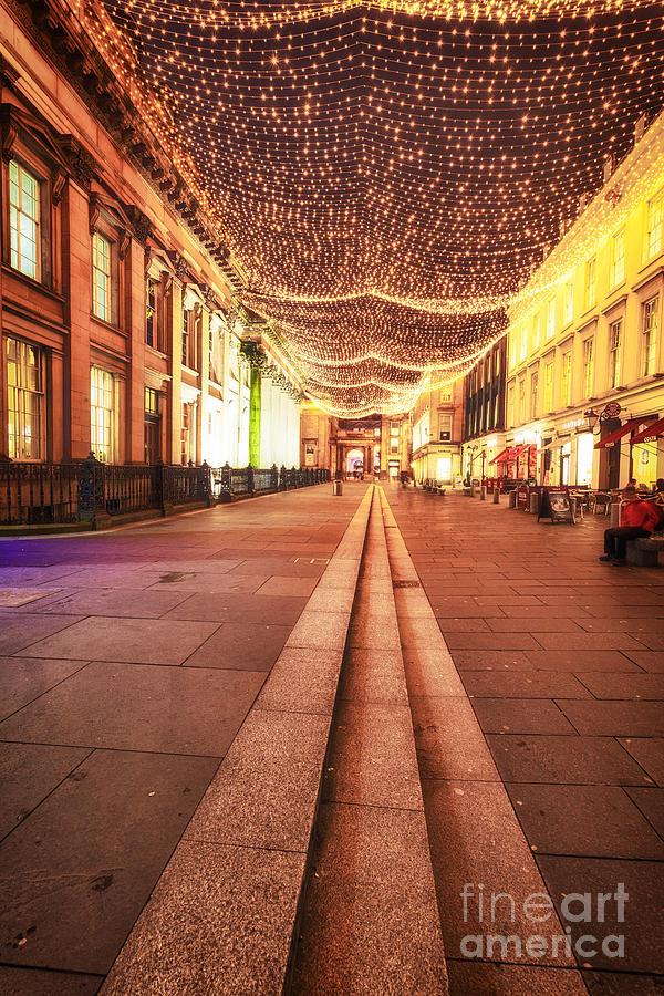 Goma Photograph - Royal Exchange Square Glasgow by John Farnan