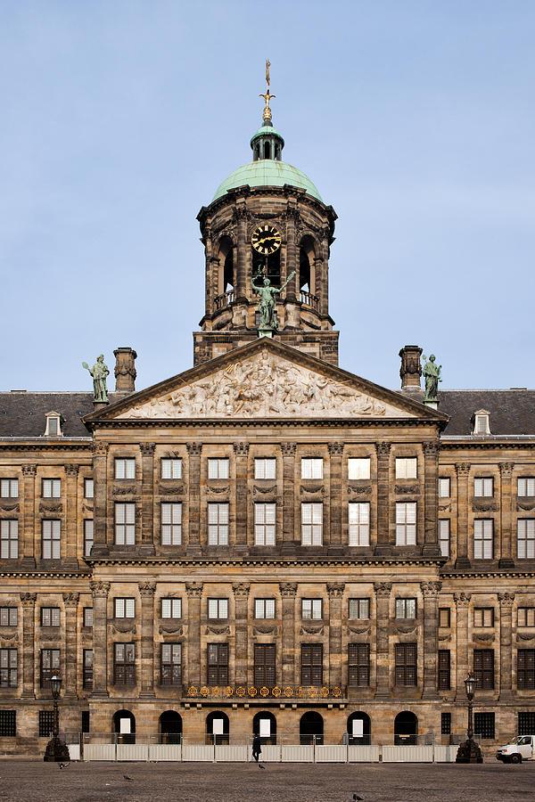 Royal Photograph - Royal Palace In Amsterdam by Artur Bogacki