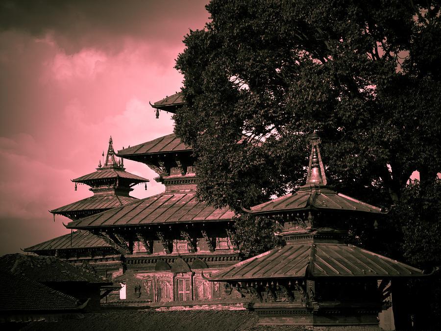 Palace Photograph - Royal Palace by Nila Newsom