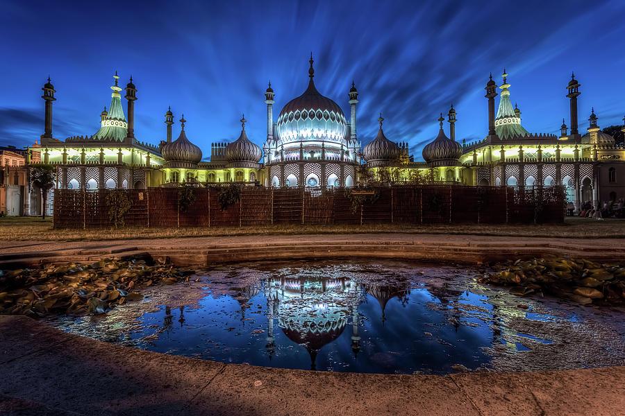 Royal Pavilion Brighton Photograph by Andrew Thomas