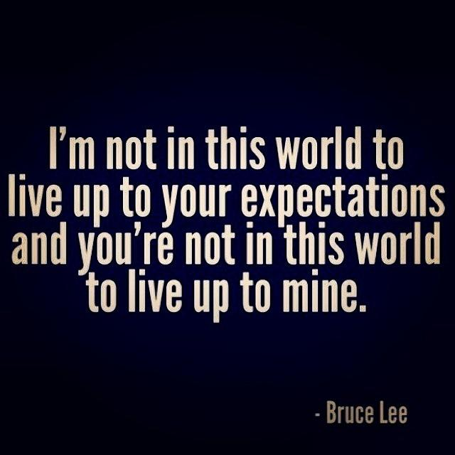 Quotes Photograph - #rp #repost #expectations #quotes by Kristine Dunn