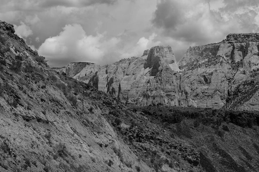 Rd Photograph - Rocky Landscape by Pro Shutterblade