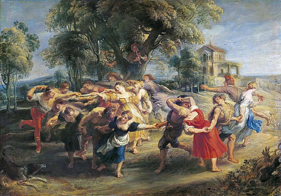 Horizontal Photograph - Rubens, Peter Paul 1577-1640. A Peasant by Everett