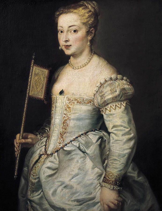 Vertical Photograph - Rubens, Peter Paul 1577-1640. A Woman by Everett