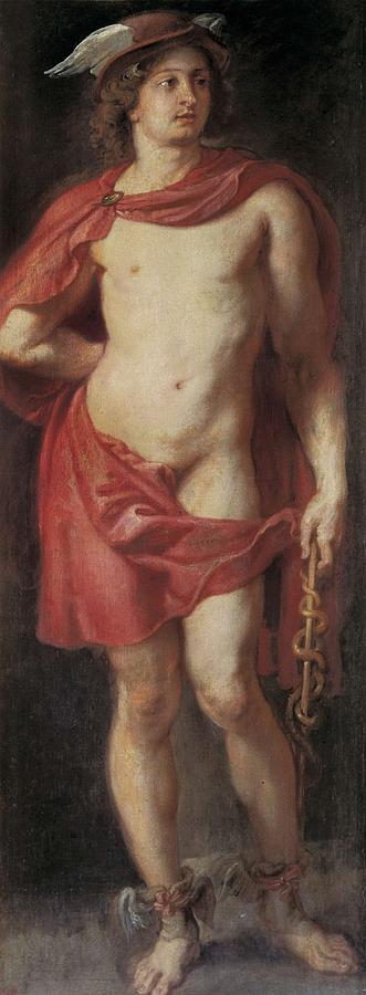 Vertical Photograph - Rubens, Peter Paul 1577-1640. Mercury by Everett