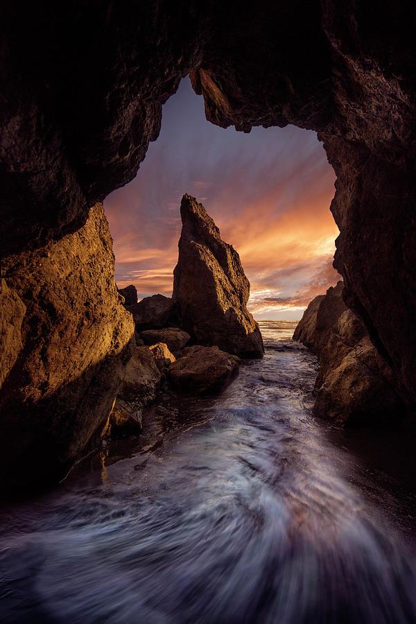 Landscape Photograph - Ruby Beach by Louise Yu