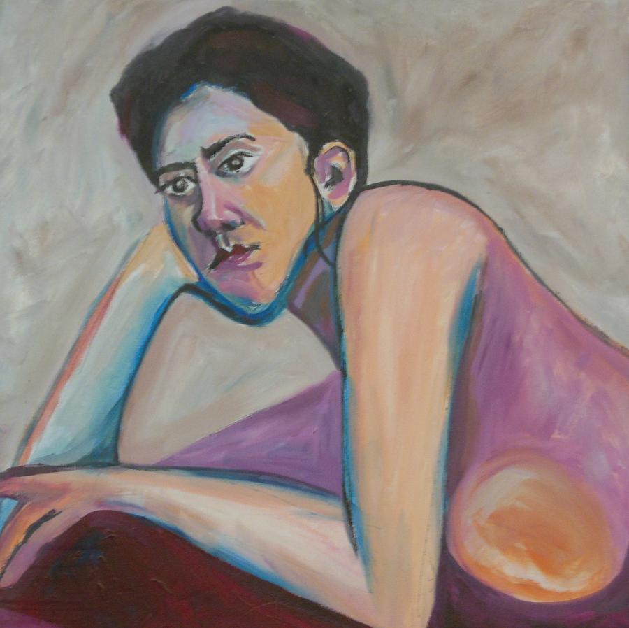 Rude Awakening Painting - Rude Awakening by Esther Newman-Cohen