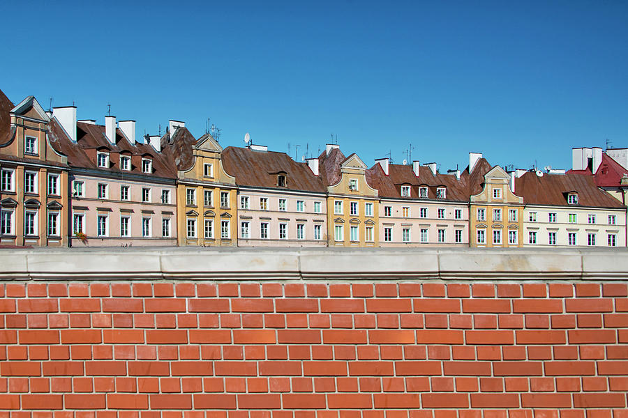 Rule Of Thirds | Lublin Old Town, Poland Photograph by Stefan Cioata