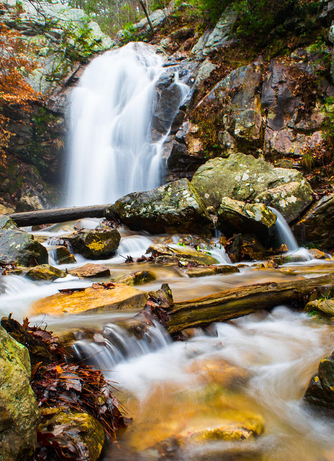 Rushing Falls by Parker Cunningham