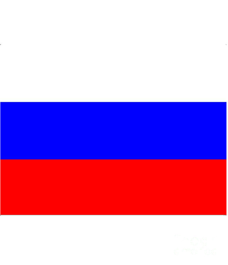 Russia Digital Art - Russia Flag by Frederick Holiday
