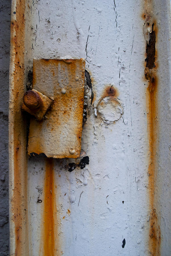Rust Photograph by Gretchen Lally