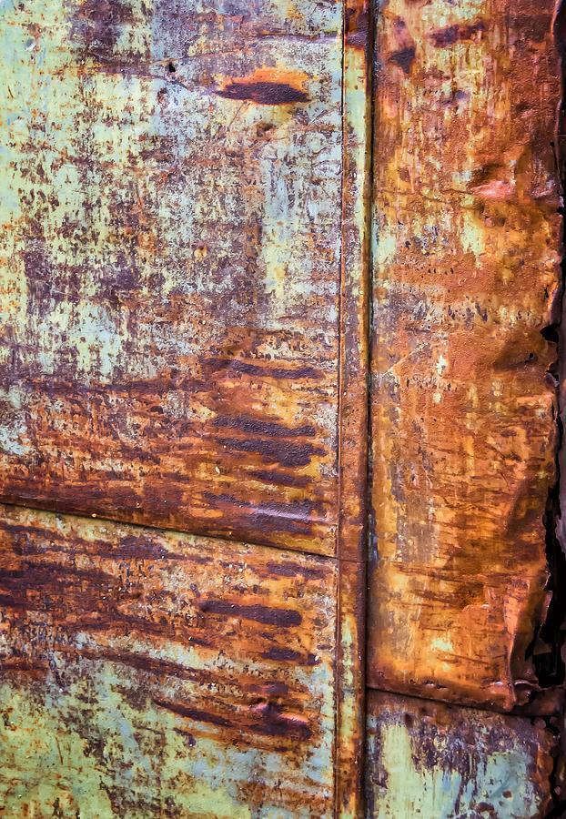 Alton Photograph - Rust Rules by Steve Harrington