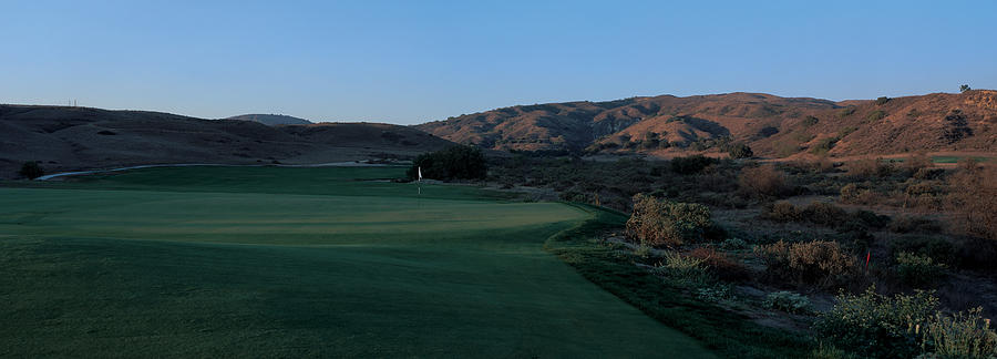 Rustic Canyon Golf Course Photograph by Stephen Szurlej