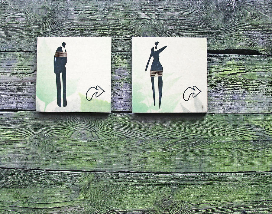 Wood Photograph Rustic Restroom Sign by Brooke T Ryan  Rustic Restroom Sign  Photograph by Brooke. Modern Rest Room