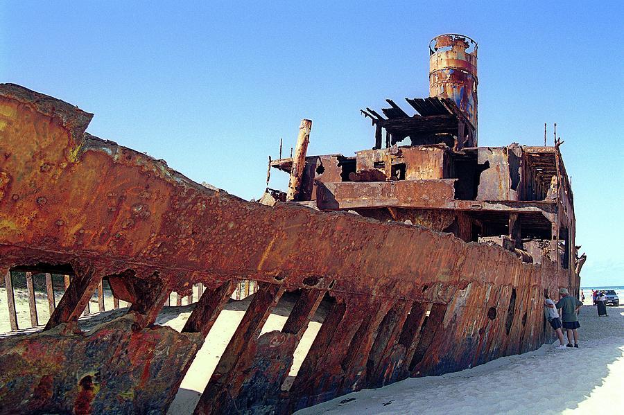 Rusting Ship