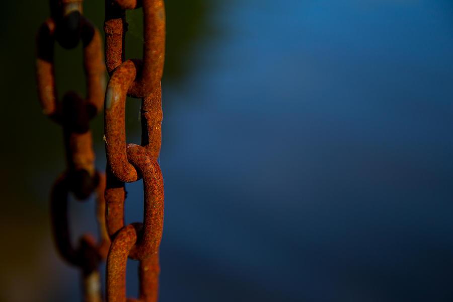 Rust Photograph - Rusty 4 by Karol Livote