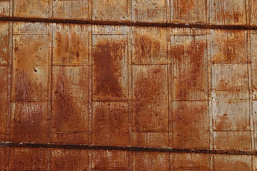 Rusty Texture Photograph