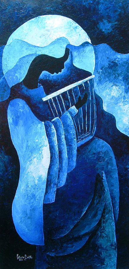Haiti Painting - Sacred Melody by Patricia Brintle