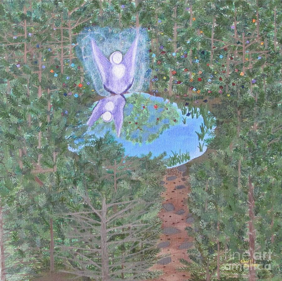 Sacred Oasis by Cheryl Bailey