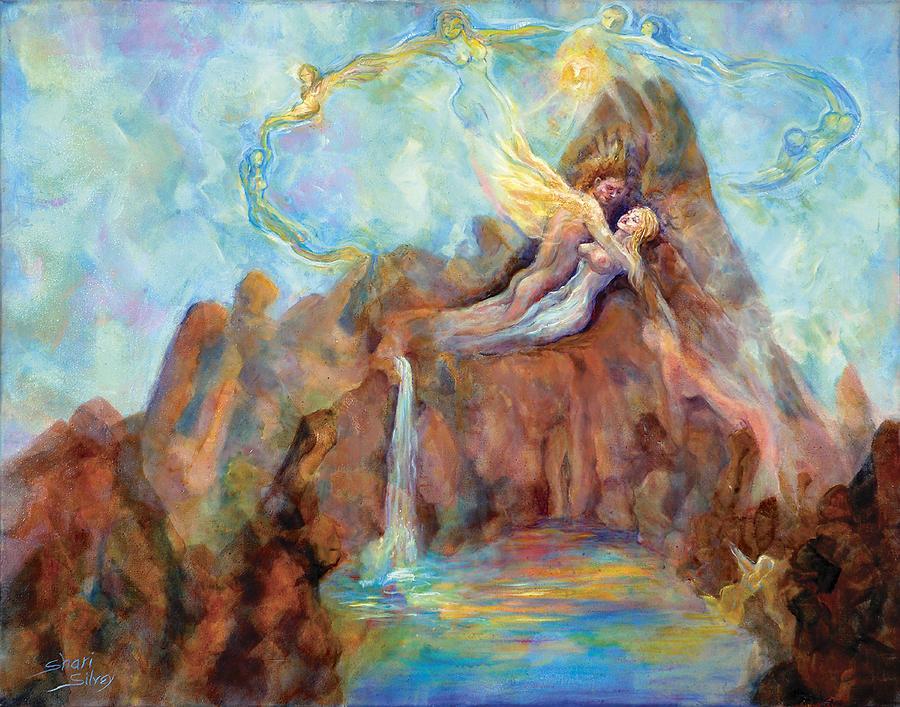 Sacred Union II by Shari Silvey
