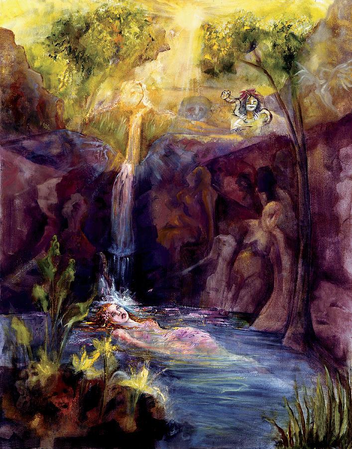 Sacred Union by Shari Silvey