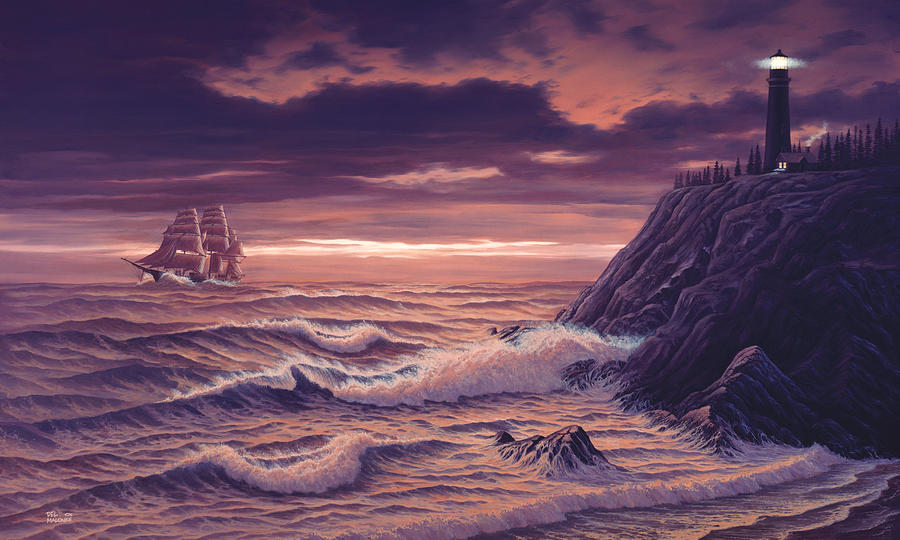 Safe Passage by Del Malonee