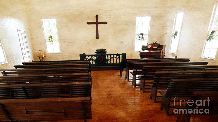 Safety Harbor Church Photograph
