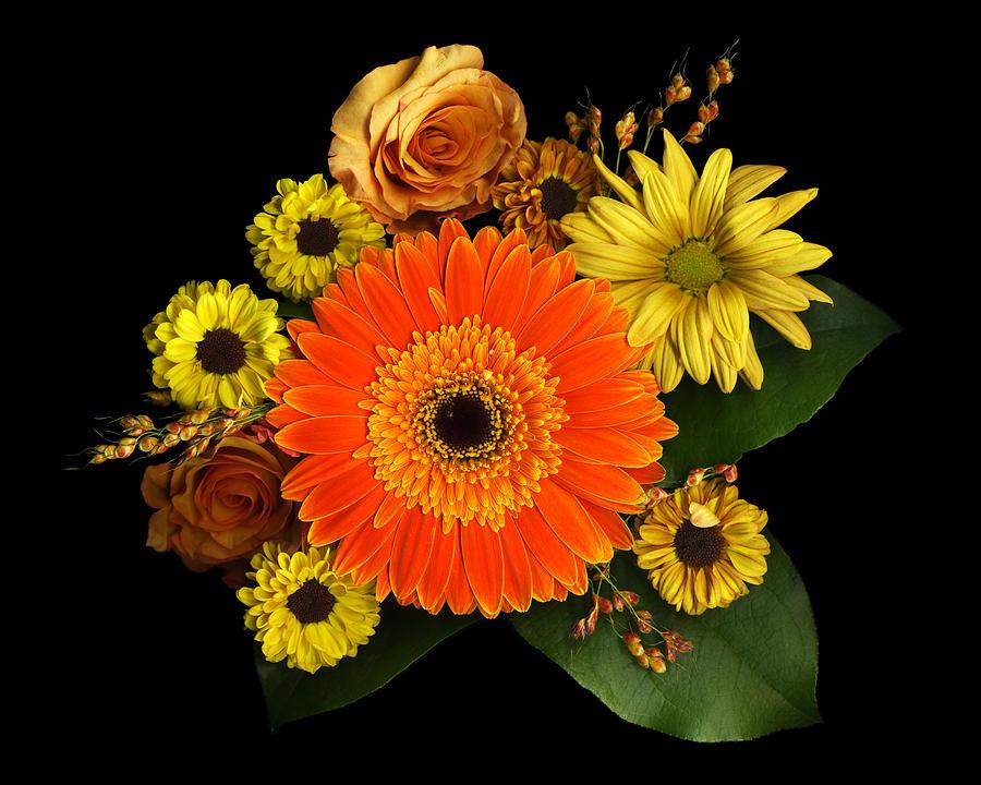 Sage Bouquet by Deborah J Humphries