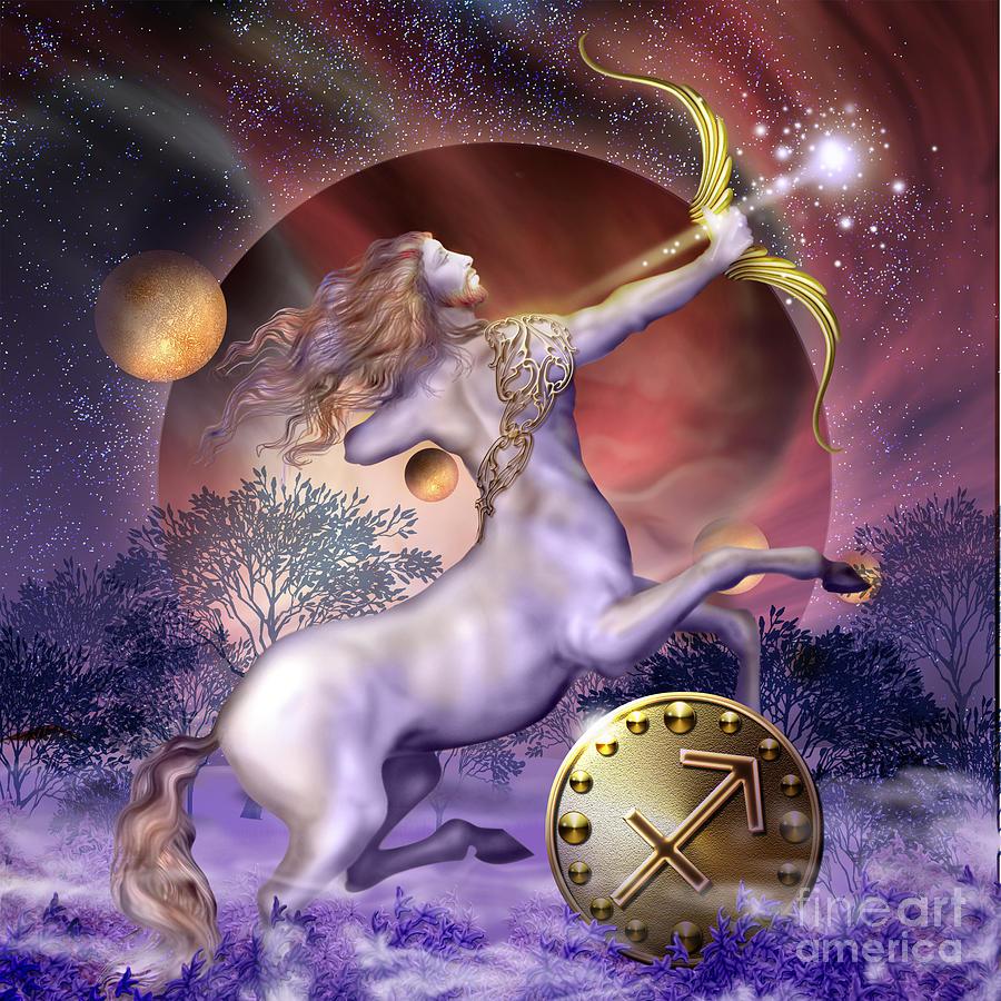 Image result for sagittarius art