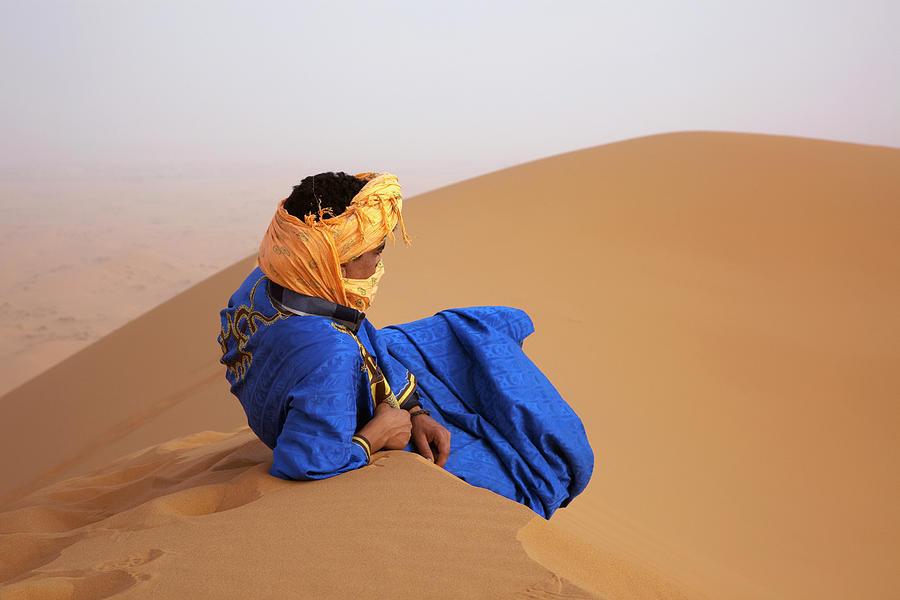 Sahara Desert, Morocco Photograph by Cmturkmen