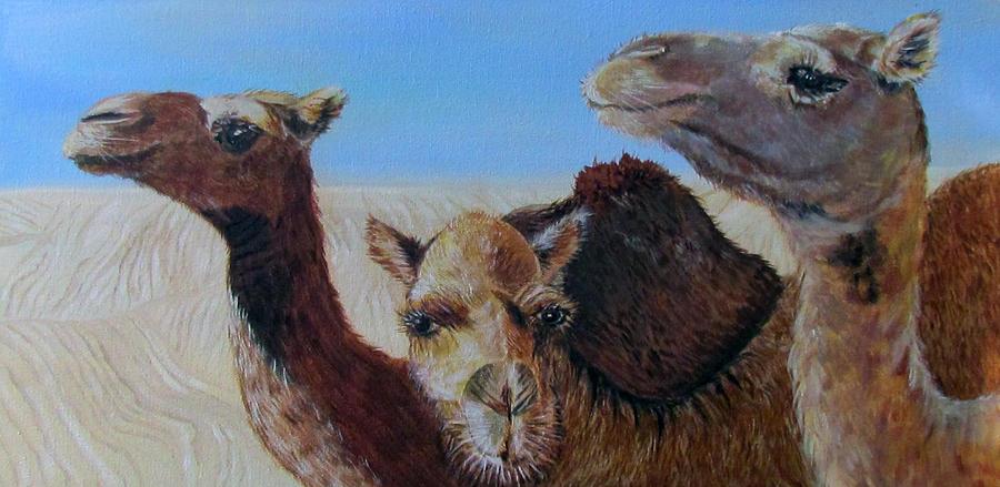 Sahara by Susan Duxter