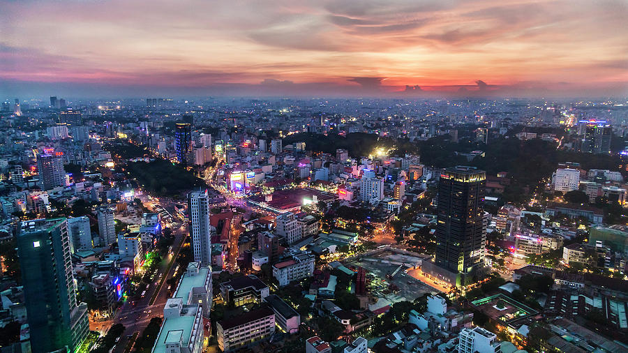 Saigon - Ho Chi Minh City Photograph by Www.sergiodiaz.net