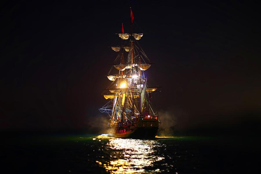 Sail Photograph by Liu Wai Yip Even