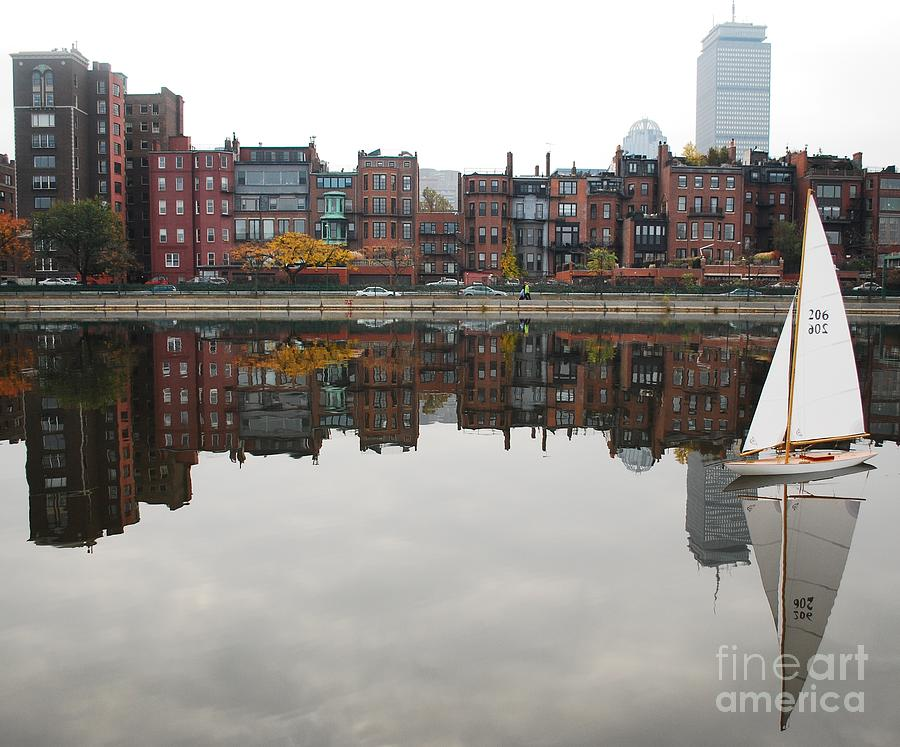 Sailboat Photograph - Sail With Me by Susan Hernandez