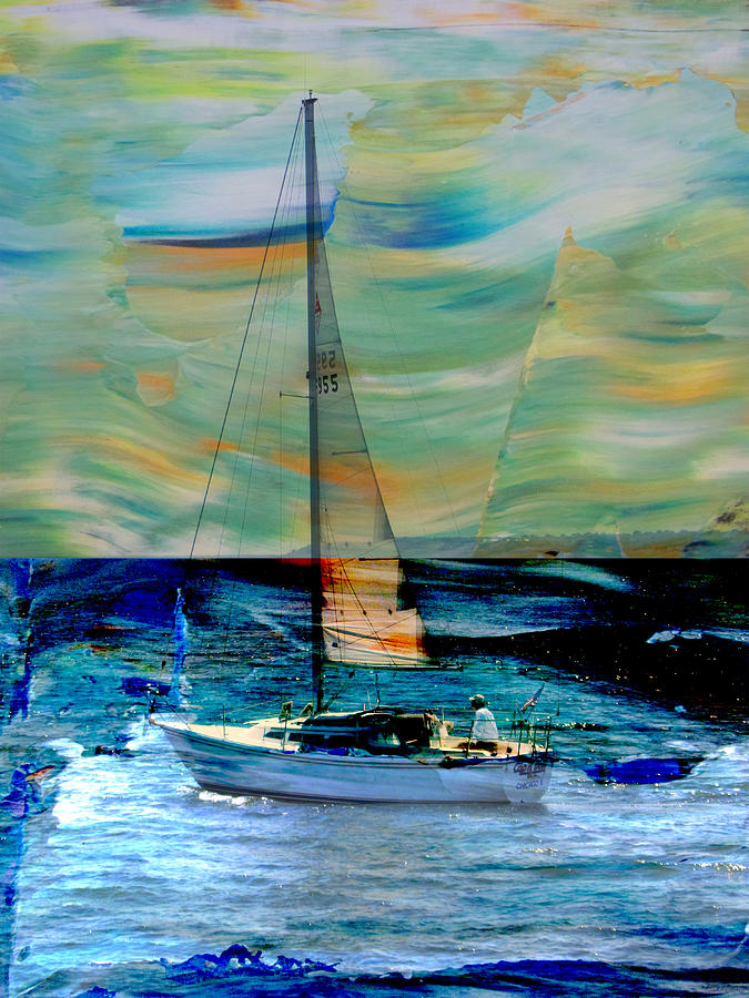 Painting Sailboats In Acrylic