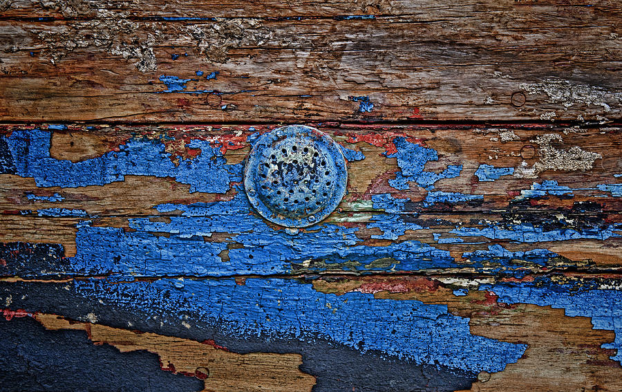 Drain Photograph - Sailboat Drain by Murray Bloom