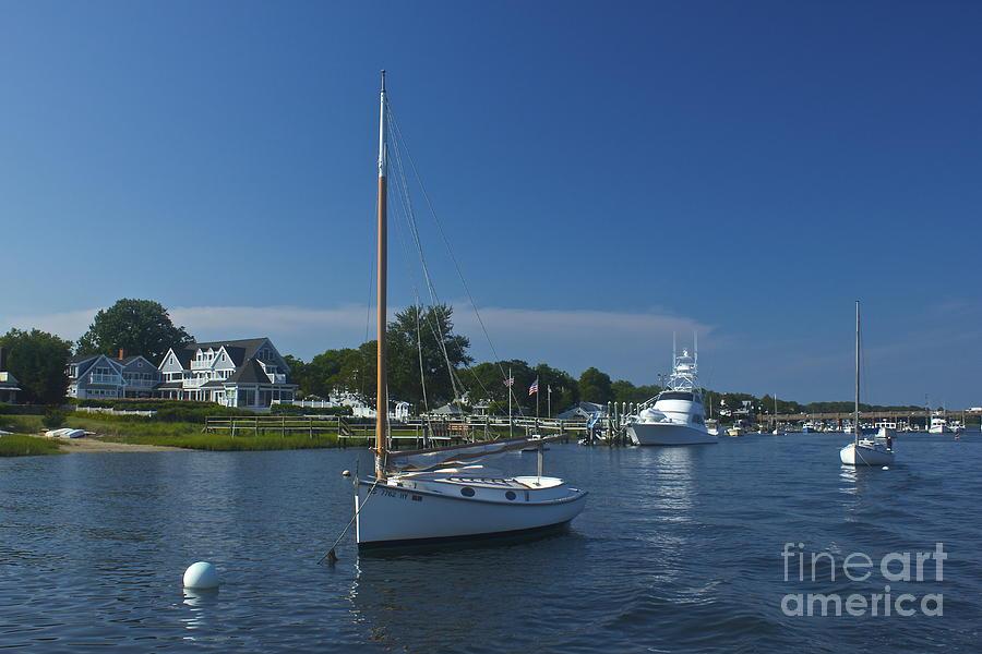 Sailboat Photograph - Sailboat Ride by Amazing Jules