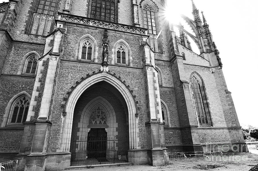 Kutna Hora Photograph - Saint Barbaras Church  by Michal Boubin